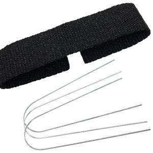 Exhaust Wrap & Tie Pack