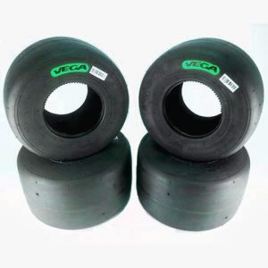 Tyre Set - Vega VAH Cadet